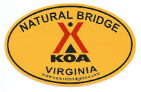 Natural Bridge KOA